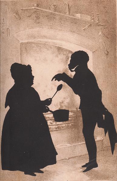 John Cook「A Treatise On Silhouette Likenesses」:写真・画像(10)[壁紙.com]