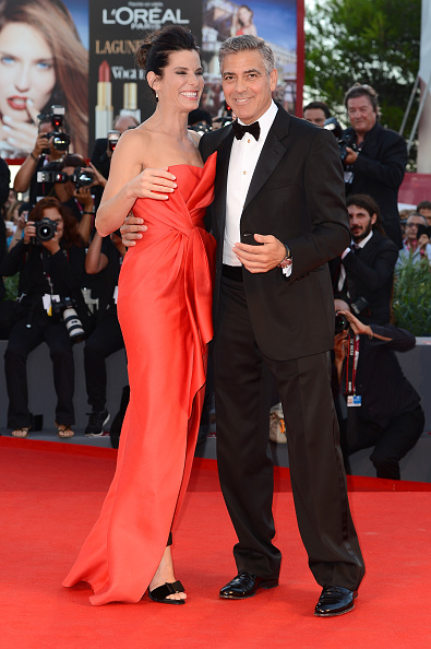 Film Premiere「Opening Ceremony And 'Gravity' Premiere - The 70th Venice International Film Festival」:写真・画像(7)[壁紙.com]