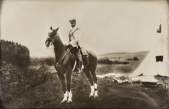 Grand Duke「Grand Duke Michael Alexandrovich Of Russia (1878-1918) On Horseback.」:写真・画像(6)[壁紙.com]
