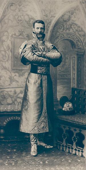 Grand Duke「Grand Duke Sergei Alexandrovich Of Russia (1857-1905) In The Princely Garment Of The 17Th Century」:写真・画像(0)[壁紙.com]