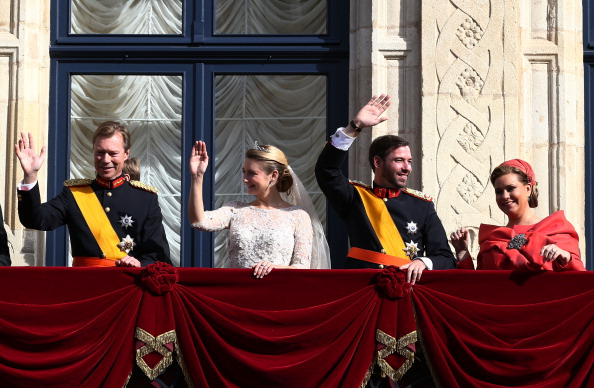 Architectural Feature「The Wedding Of Prince Guillaume Of Luxembourg & Stephanie de Lannoy - Official Ceremony」:写真・画像(11)[壁紙.com]