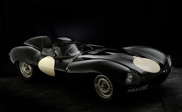 動物「1956 Jaguar D type」:写真・画像(0)[壁紙.com]