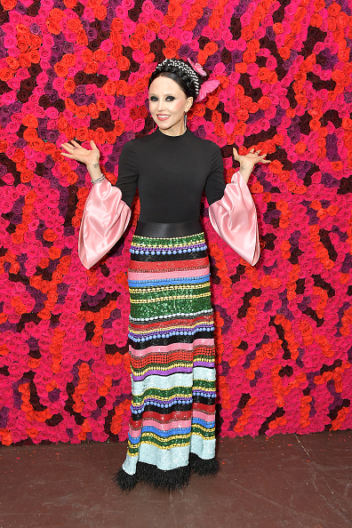 Michael Loccisano「Alice + Olivia By Stacey Bendet - Arrivals - February 2019 - New York Fashion Week: The Shows」:写真・画像(3)[壁紙.com]