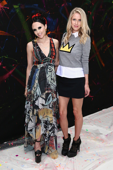 Sweater「alice + olivia x Basquiat CFDA Capsule Collection Launch Party」:写真・画像(12)[壁紙.com]