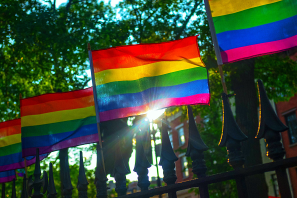 Holiday - Event「Pride Flags At Stonewall」:写真・画像(7)[壁紙.com]
