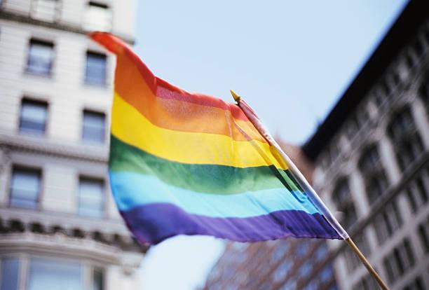 Gay pride flag:スマホ壁紙(壁紙.com)