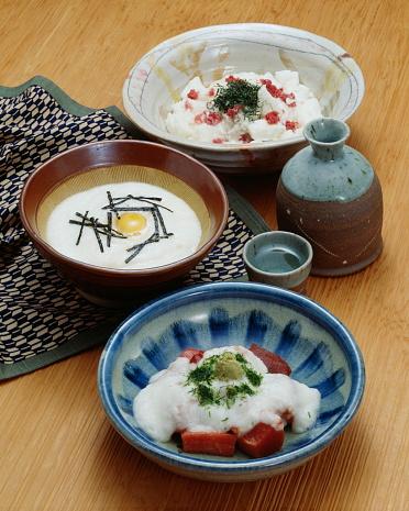 Sake「Yam dishes with sake」:スマホ壁紙(1)