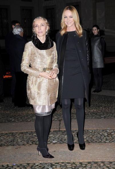 Frida Giannini「Vogue.it: Milan Fashion Week Womenswear A/W 2010」:写真・画像(13)[壁紙.com]