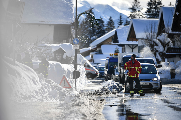 Krün「Austria And Southern Germany Inundated With More Snow」:写真・画像(16)[壁紙.com]