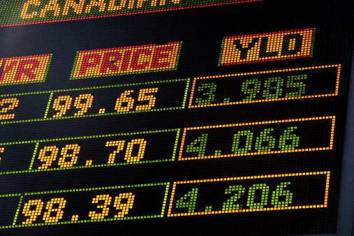 Stock Certificate「bond prices, yield」:スマホ壁紙(11)