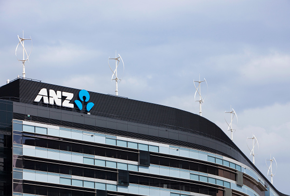 Banking「Vertical axis wind turbines on the rooftop of the ANZ bank in Melbourne, Australia.」:写真・画像(13)[壁紙.com]