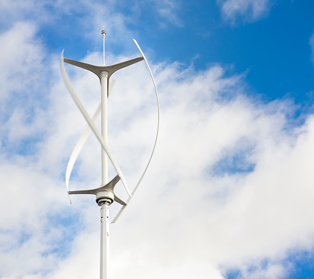 Generator「Vertical Axis Wind Turbine」:スマホ壁紙(9)