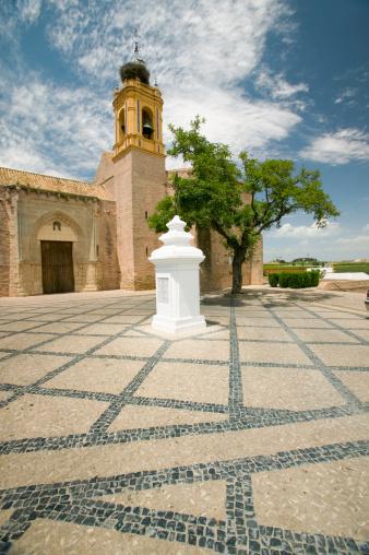 スクエア「Spain, Andalucia, Huelva, Church of Saint George Martyr (San Jorge M?rtir), Palos Crew Monument (Palos de la Frontera)」:スマホ壁紙(14)