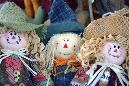 Doll「Three scarecrow dolls」:スマホ壁紙(17)