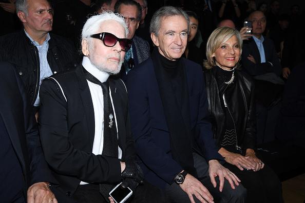 ディオール オム「Dior Homme : Front Row - Paris Fashion Week - Menswear F/W 2018-2019」:写真・画像(5)[壁紙.com]