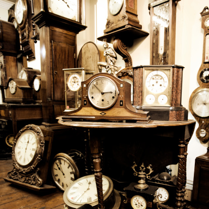 Collection「Clock shop」:スマホ壁紙(6)