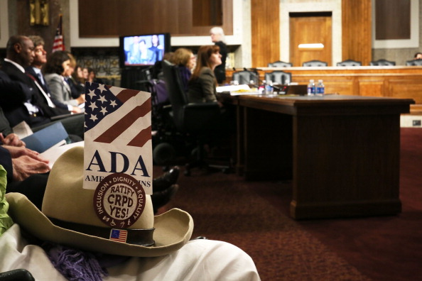Disability「Senate Holds Hearing On Convention On The Rights Of Persons With Disabilities」:写真・画像(2)[壁紙.com]