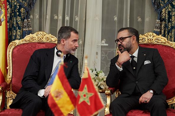 Spain「Day 1 - Spanish Royals Visit Morocco」:写真・画像(6)[壁紙.com]