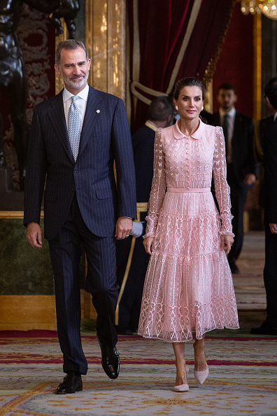 Holiday - Event「Spanish Royals Attend The National Day Military Parade」:写真・画像(12)[壁紙.com]