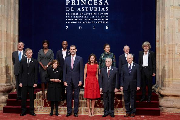 ヒューマンインタレスト「'Princesa De Asturias' Awards 2018 - Day 2」:写真・画像(1)[壁紙.com]