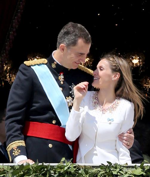 2014「The Coronation Of King Felipe VI And Queen Letizia Of Spain」:写真・画像(10)[壁紙.com]