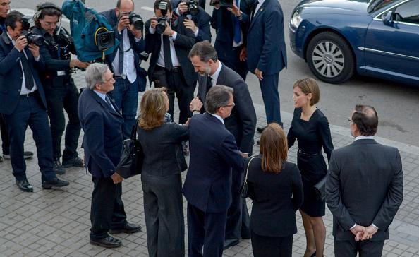 Sagrada Familia - Barcelona「State Funeral For Germanwings Accident Victims」:写真・画像(6)[壁紙.com]