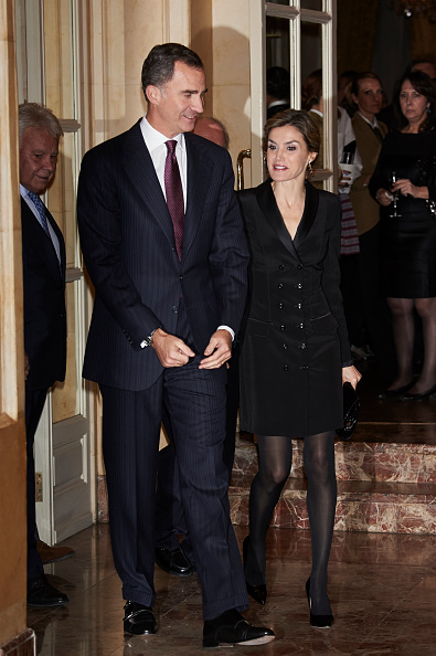 Black Color「Spanish Royals Attend 'Francisco Cerecedo' Awards」:写真・画像(14)[壁紙.com]