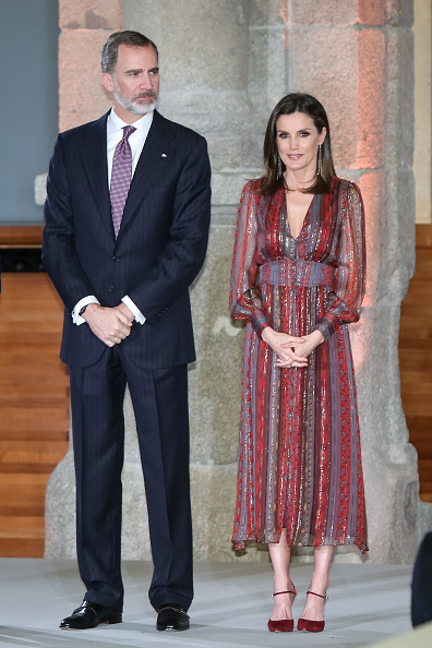 Letizia of Spain「Spanish Royals Attend National Culture Awards」:写真・画像(11)[壁紙.com]