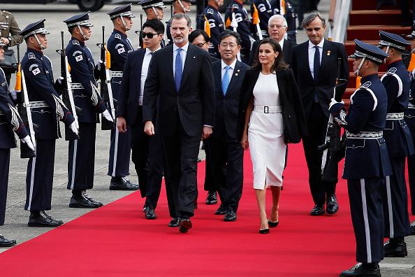 Spanish Royalty「Spanish Royals Visit South Korea - Day 1」:写真・画像(0)[壁紙.com]