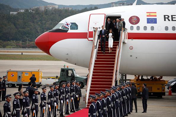 Spanish Royalty「Spanish Royals Visit South Korea - Day 1」:写真・画像(13)[壁紙.com]