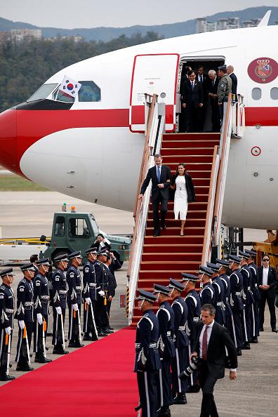 Spanish Royalty「Spanish Royals Visit South Korea - Day 1」:写真・画像(14)[壁紙.com]