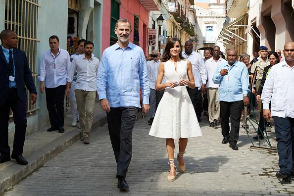 Visit「Day 1 - Spanish Royals Visit Cuba」:写真・画像(10)[壁紙.com]