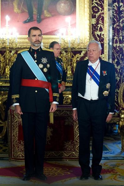 Charlie Hebdo「King Felipe VI of Spain Receives New Ambassadors」:写真・画像(6)[壁紙.com]