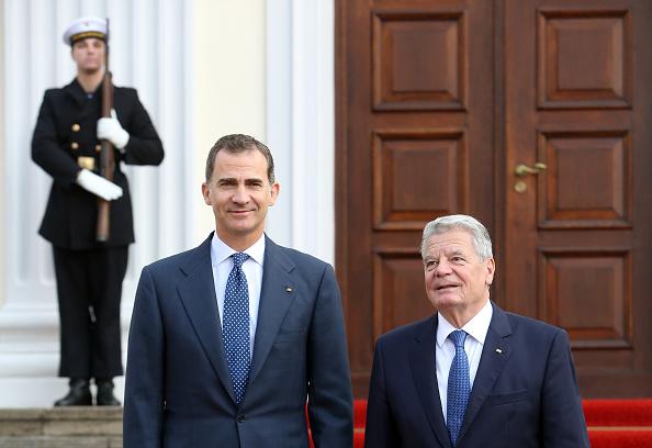 Finance and Economy「King Felipe Attends German-Spanish Forum In Berlin」:写真・画像(18)[壁紙.com]