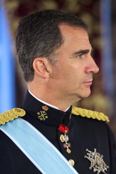 Madrid Royal Palace「Spanish King Felipe VI Receive New Ambassadors」:写真・画像(7)[壁紙.com]
