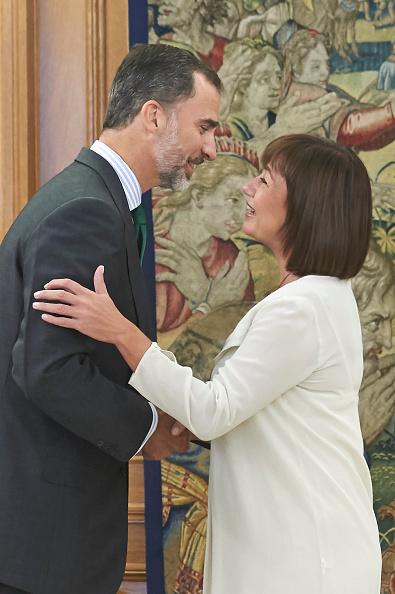 Carlos Alvarez「King Felipe VI Of Spain Attends Several Audiences」:写真・画像(0)[壁紙.com]