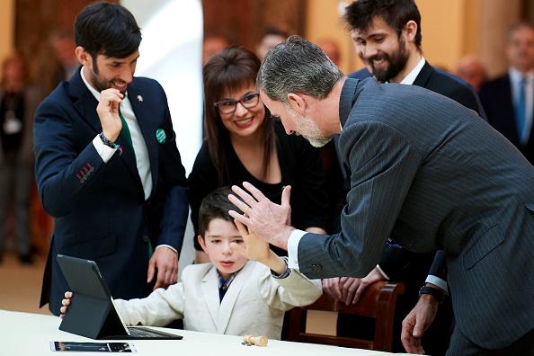 ベストオブ「King Felipe VI Of Spain Receives 'Que Es Un Rey Para Ti' Competition Winners」:写真・画像(18)[壁紙.com]