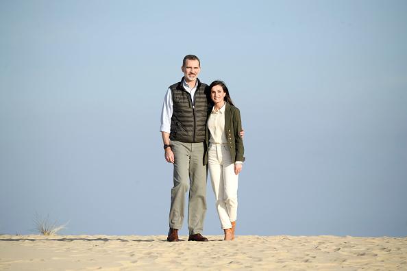 Felipe VI of Spain「Spanish Royals Visit Doñana Natural Park」:写真・画像(17)[壁紙.com]