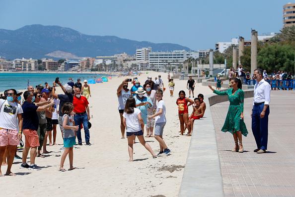 Spanish Royalty「Spanish Royal Tour - Palma de Mallorca」:写真・画像(6)[壁紙.com]
