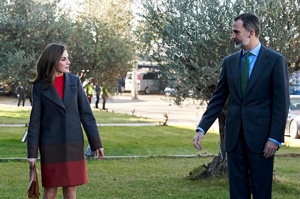 Finance and Economy「Spanish Royals Visit 'Joma Sport'」:写真・画像(7)[壁紙.com]