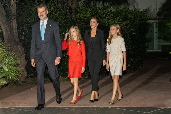 Letizia of Spain「Spanish Royals Attend 'Princesa de Girona' Foundation Awards」:写真・画像(15)[壁紙.com]