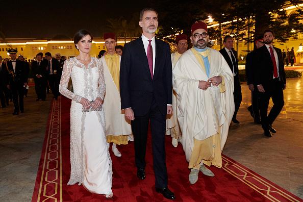 Spanish Royalty「Day 1 - Spanish Royals Visit Morocco」:写真・画像(12)[壁紙.com]