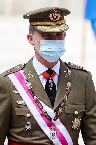 Carlos Alvarez「King Felipe Of Spain Attends The Celebration Of The Chapter Of The Royal And Military Order Of San Hermenegildo」:写真・画像(7)[壁紙.com]