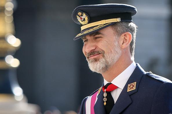 Spain「Spanish Royals Celebrate New Year's Military Parade 2020」:写真・画像(13)[壁紙.com]