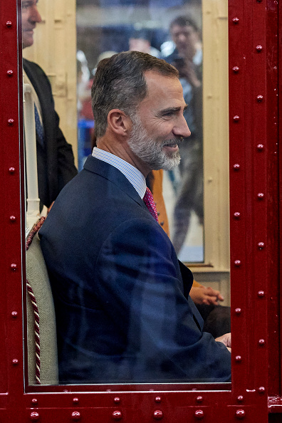 Finance and Economy「King Felipe Of Spain Attends The Centenary Commemoration Of  Madrid Underground First Line Opening」:写真・画像(2)[壁紙.com]