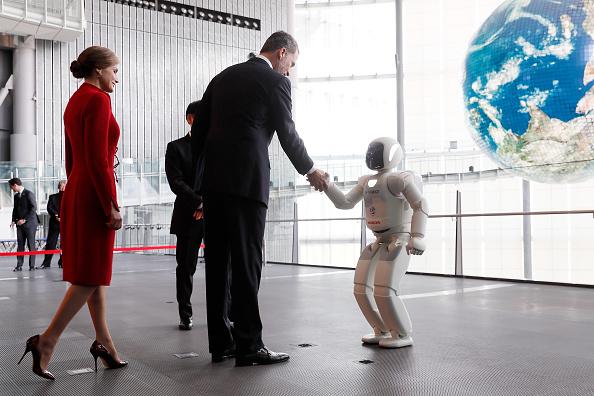 People「King Felipe VI and Queen Letizia Visit Japan - Day 2」:写真・画像(12)[壁紙.com]