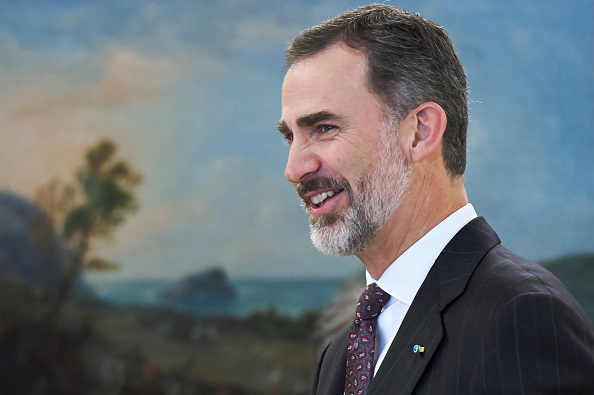 King - Royal Person「King Felipe Of Spain Meets Mahmoud Abbas」:写真・画像(18)[壁紙.com]
