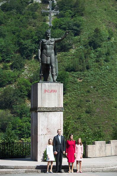 バシリカ「Spanish Royals Attend 13th Centenary Of The Reign Of Asturias」:写真・画像(10)[壁紙.com]