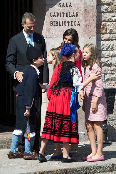 バシリカ「Spanish Royals Attend 13th Centenary Of The Reign Of Asturias」:写真・画像(16)[壁紙.com]