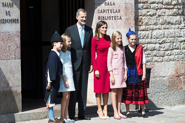 バシリカ「Spanish Royals Attend 13th Centenary Of The Reign Of Asturias」:写真・画像(17)[壁紙.com]